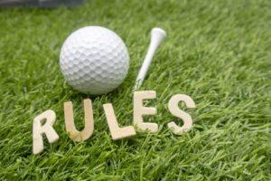 Rules | The Senior Golf League